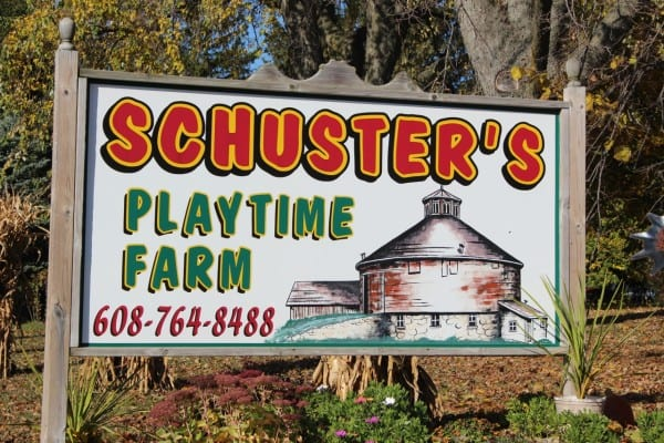 You have arrived at Schuster's Playtime Farm!